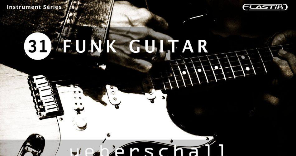 Ueberschall Funk Guitar feat