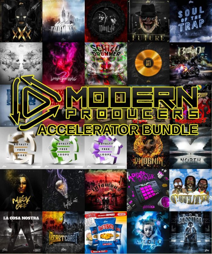 VST Buzz Accelerator Bundle Modern Producers