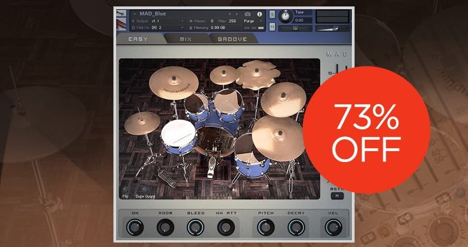 VST Buzz MADDrumRocknFunk Sale