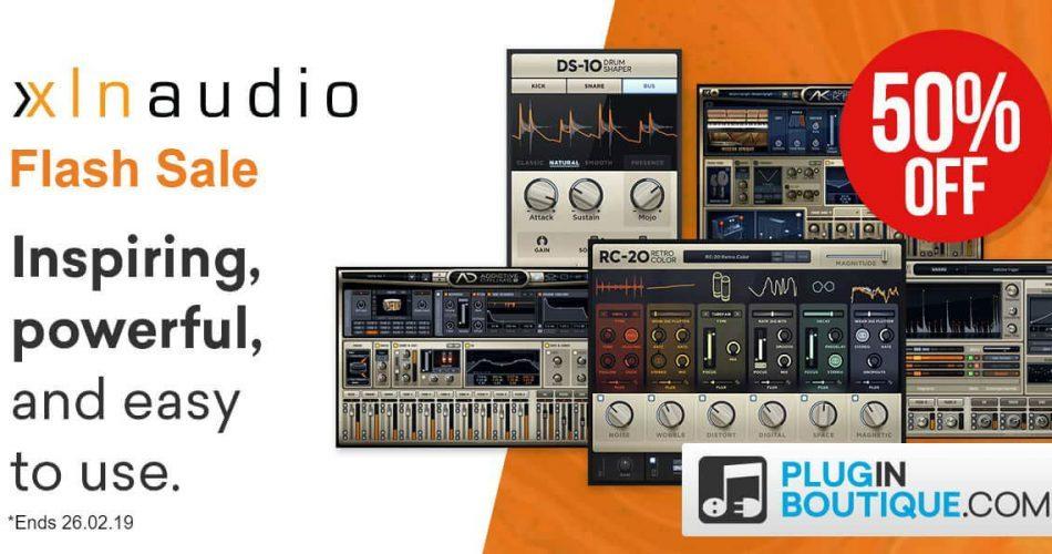 XLN Audio 50 OFF Sale