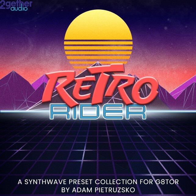 2getheraudio Retro Rider