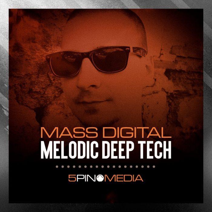 5Pin Media Mass Digital Melodic Deep Tech