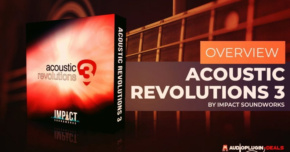 APD Acoustic Revolutions 3 overview