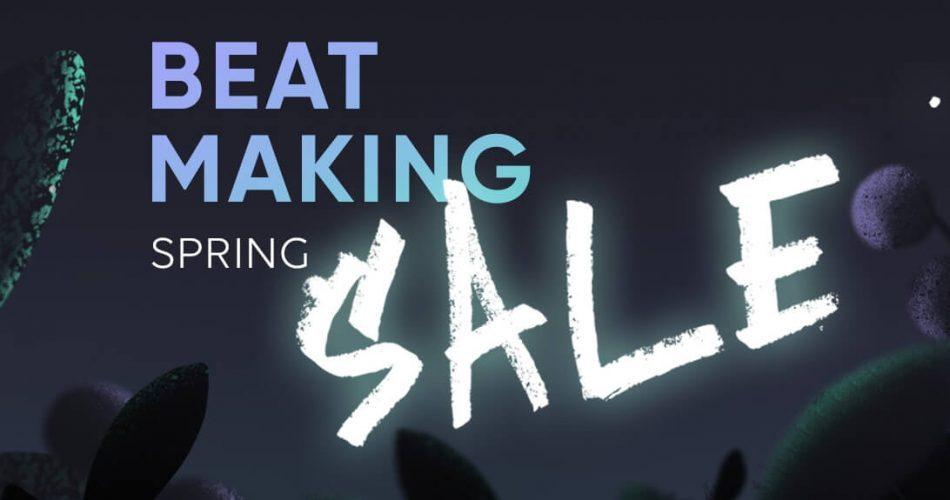 Accusonus Beat Making Spring Sale