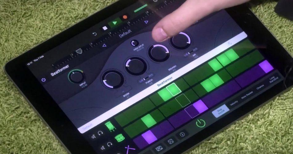 Acussonus Beatformer iOS
