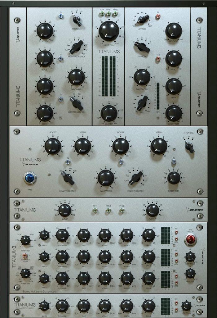 Acustica Audio Titanium3