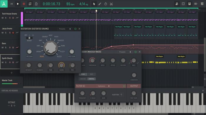 Amped Studio 2.1