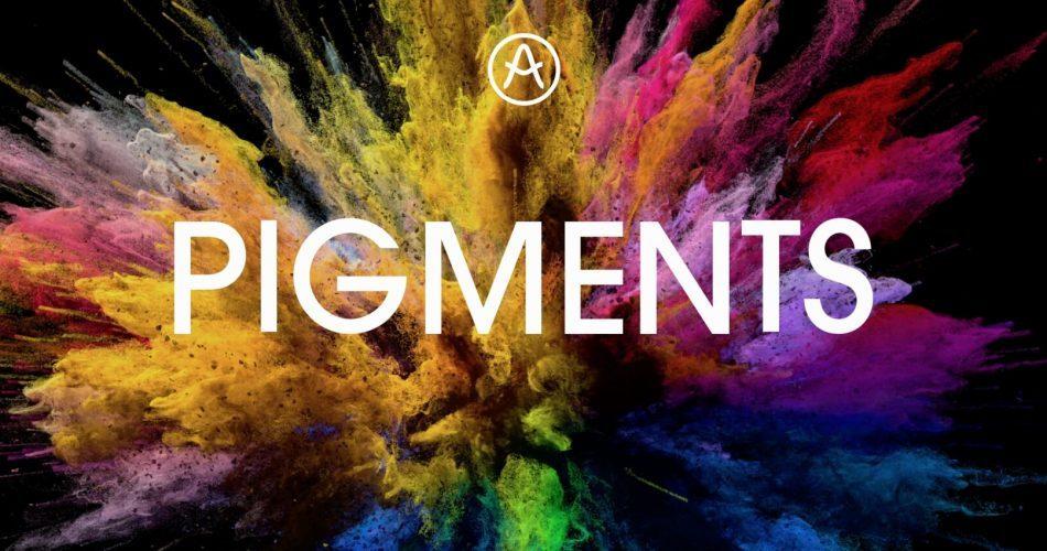 Arturia Pigments art