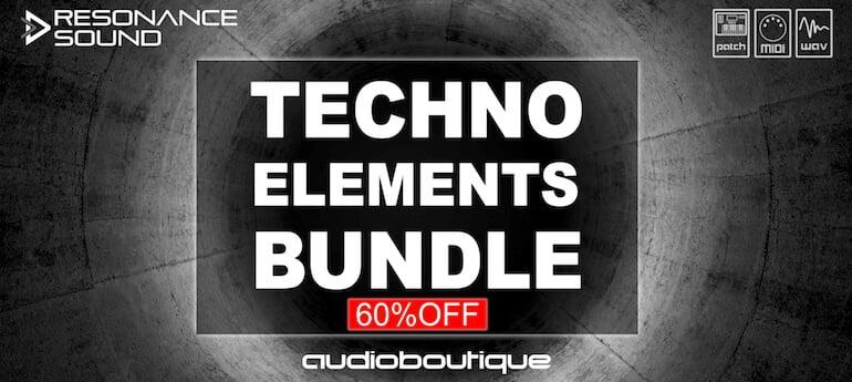 Audio Boutique Techno Elements Bundle