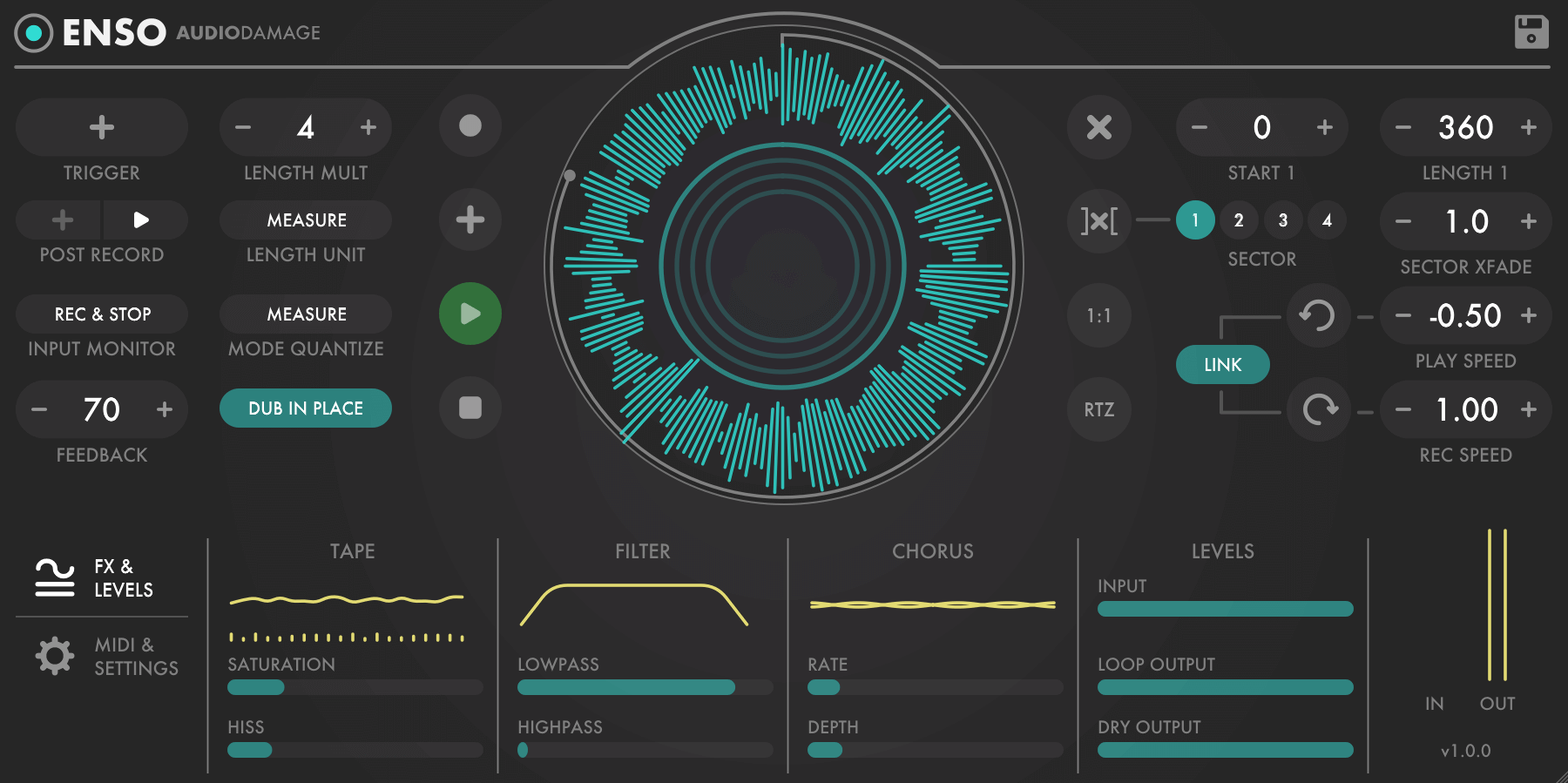 Review: Audio Damage Enso Looper plugin for your DAW