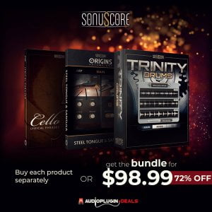 Audio Plugin Deals Sonuscore Bundle