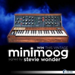 BMF Moog Model D Raffle