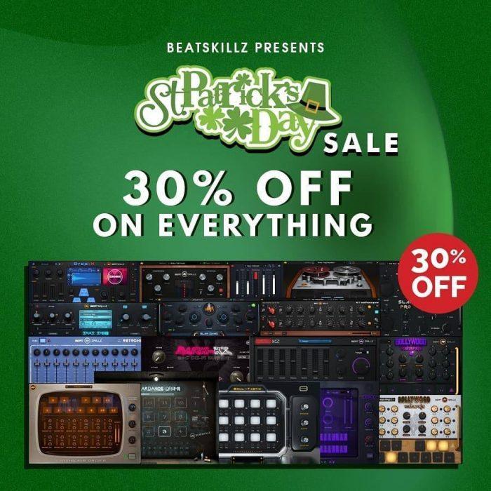 BeatSkillz St Patricks Day Sale