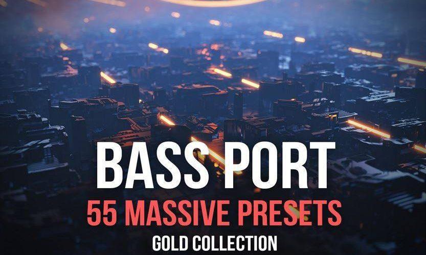 Bicubic Audio Bass Port for NI Massive