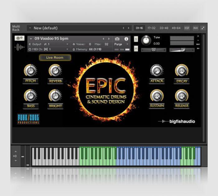 Big Fish Audio Epic