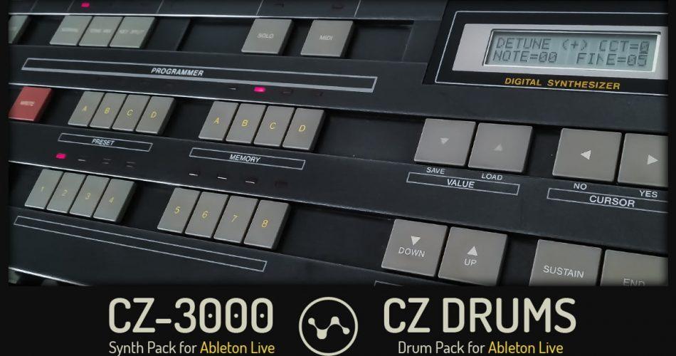 Cluster Sound CZ Sample Packs
