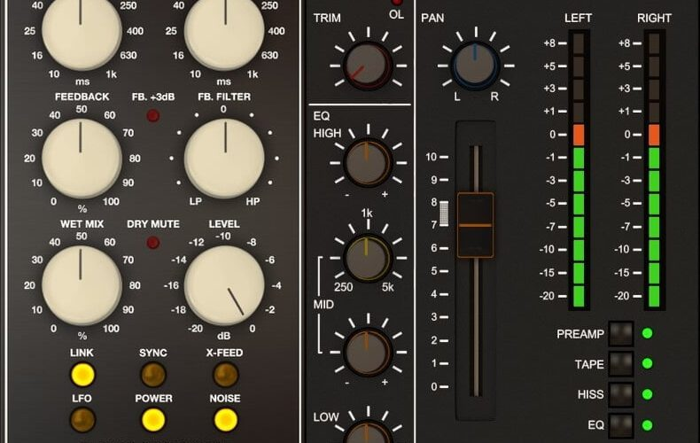 Fuse Audio Labs Bucket-500 & TCS-68