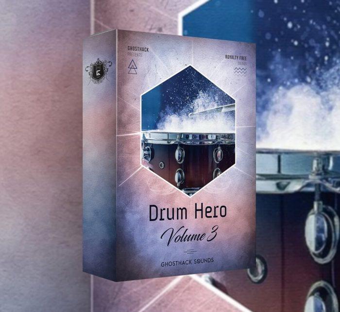 Ghosthack Drum Hero Vol 3