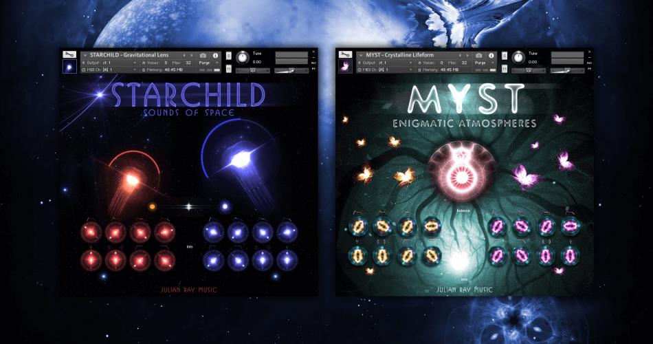 Julian Ray Starchild & Myst