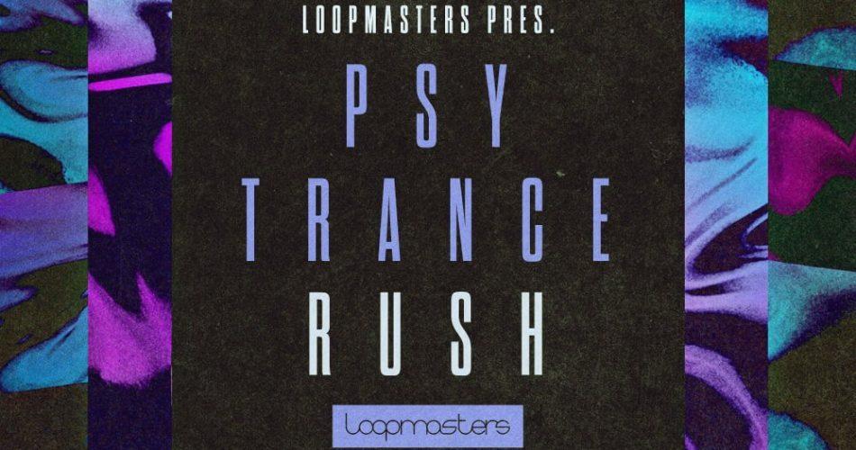 Loopmasters Psytrance Rush