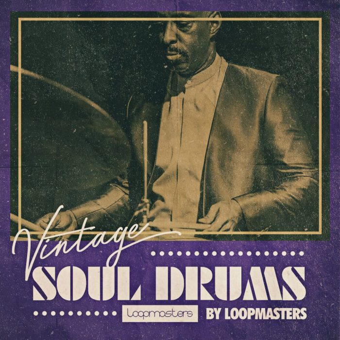Loopmasters Vintage Soul Drums