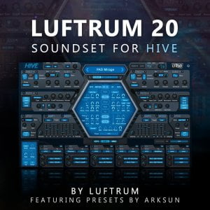 Luftrum 20 for u he Hive