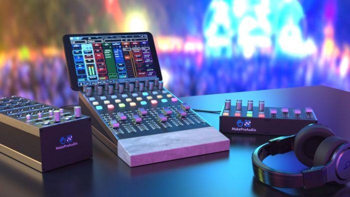 MakeProAudio MPA Wedge Mixer