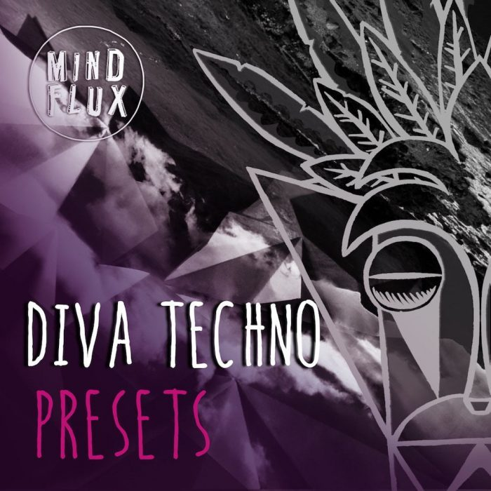 Mind Flux Diva Techno Presets