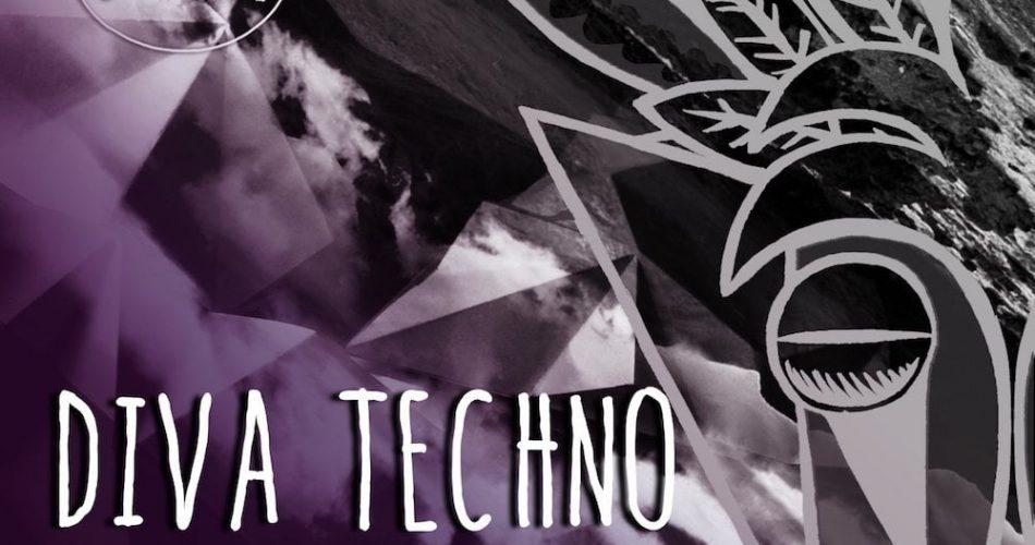 Mind Flux Diva Techno Presets