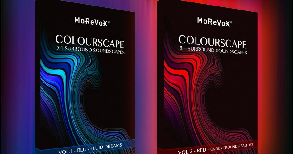 MoReVoX Colourscape