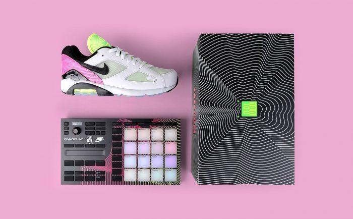 NI Nike Air Max 180 & Maschine Mikro