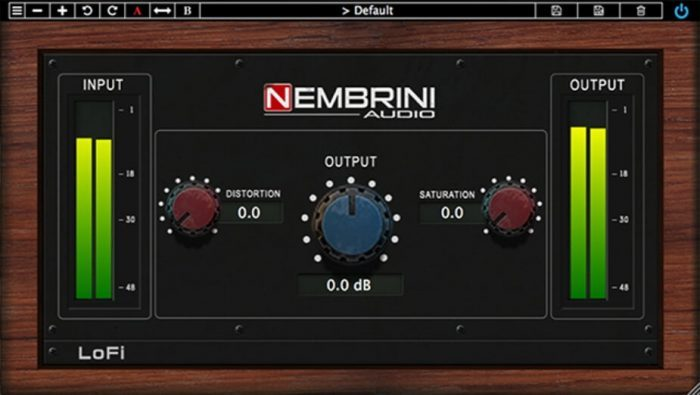 Nembrini Audio LoFi Vintage Clipper