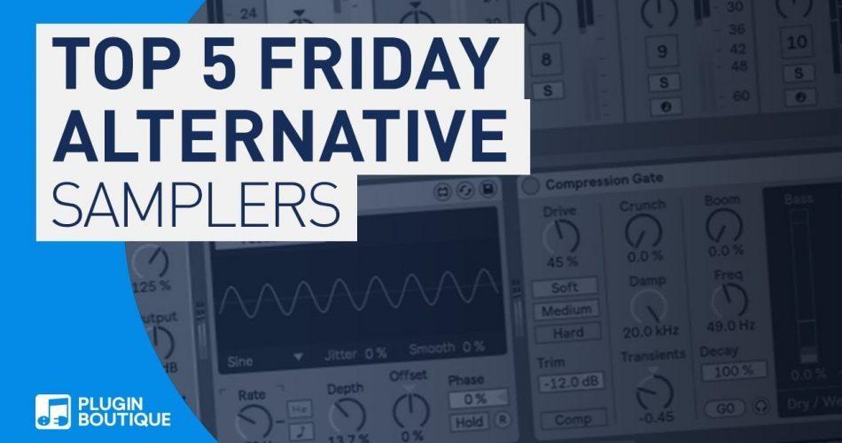 PIB Top 5 Alternative Sampler Plugins