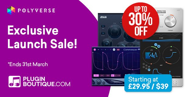 Polyverse Launch Sale 30 OFF