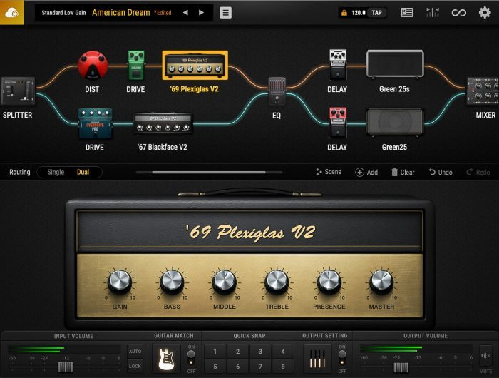 positive grid launches bias fx 2 guitar amp and effects software. Black Bedroom Furniture Sets. Home Design Ideas