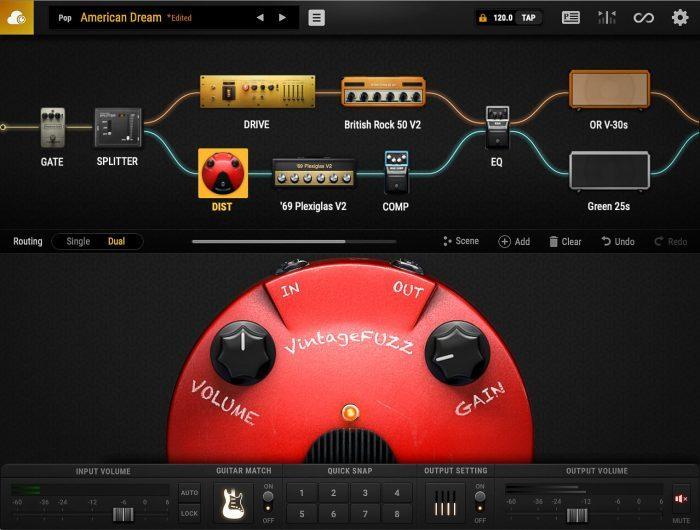 Positive Grid BIAS FX 2 pedal