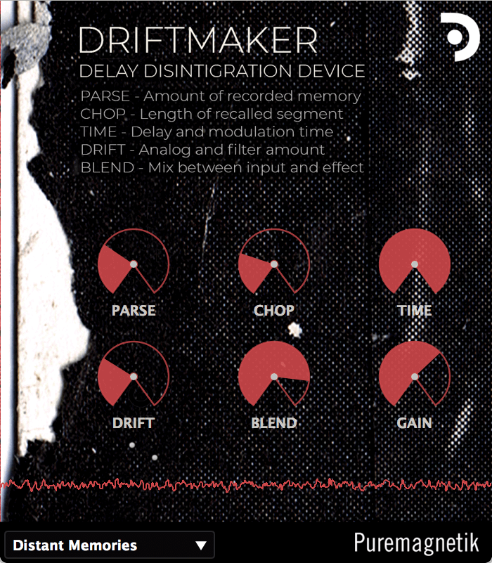 Puremagnetik Driftmaker