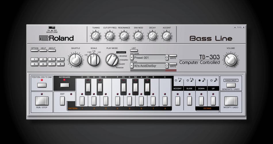 Roland Cloud TB303