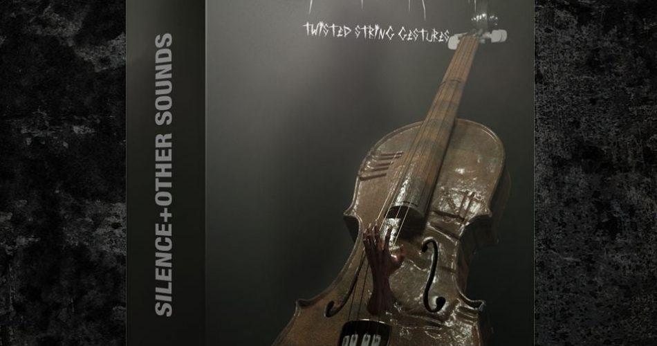 Silence+OtherSounds Stringache art