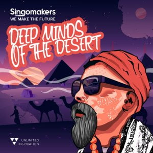 Singomakers Deep Minds of the Desert