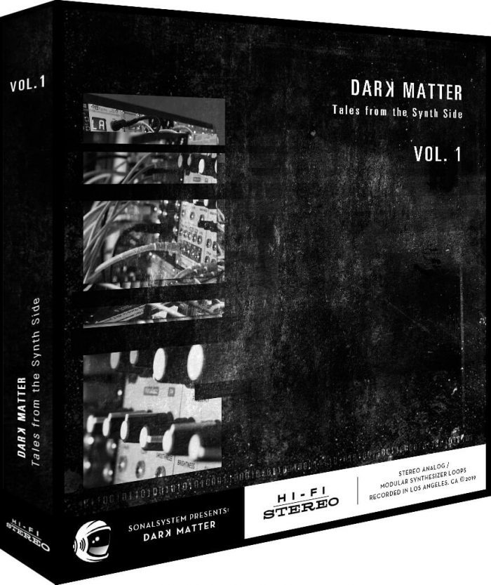 SonalSystem Dark Matter - Tales From the Synth Side
