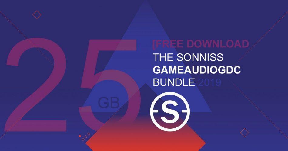 Soniss GDC 2019
