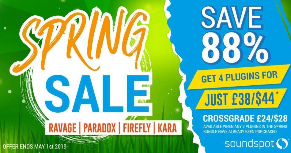 SoundSpot Spring Sale Bundle