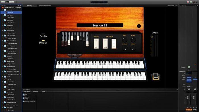 Sounds Famous Vintage Organ Pack