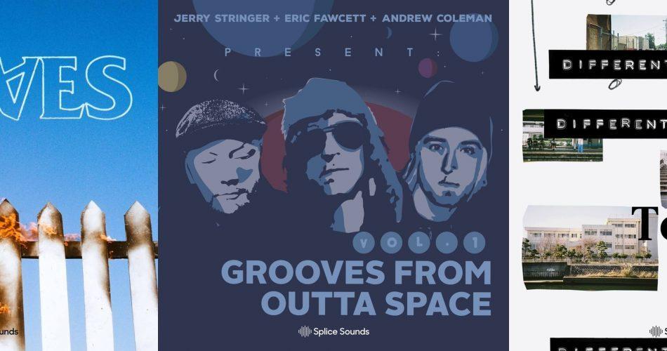 Splice Sounds Graves, Tennyson, Grooves