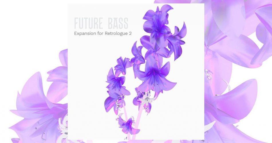 Steinberg Future Bass for Retrologue 2