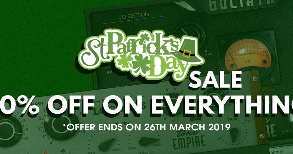 Tone Empire St Patricks Day Sale