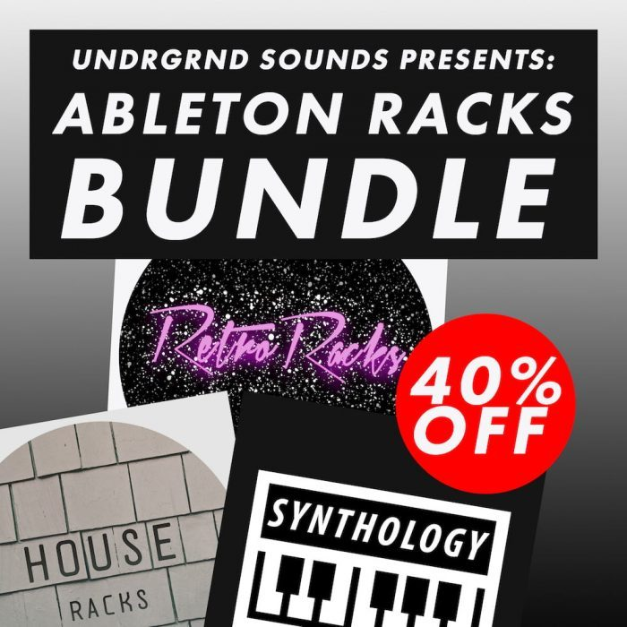 UNDRGRND Sounds Ableton Racks Bundle