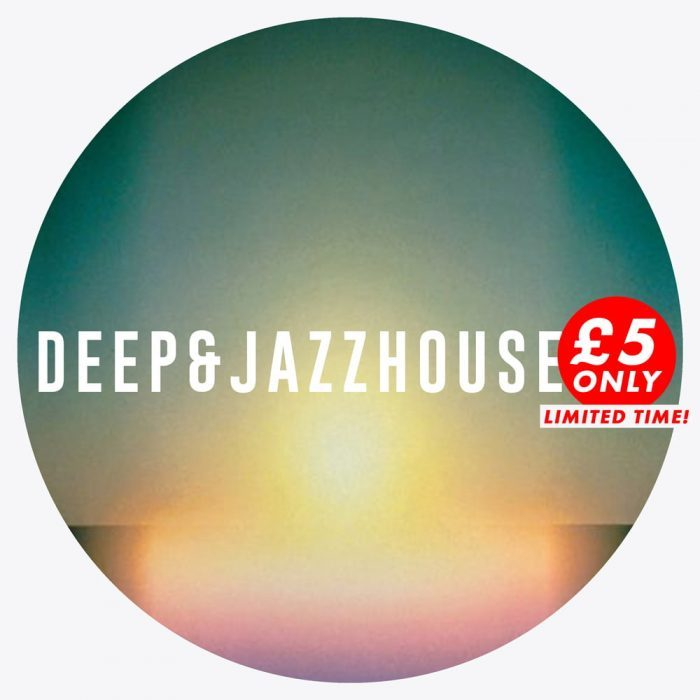 UNDRGRND Sounds Deep & Jazz House 5 GBP