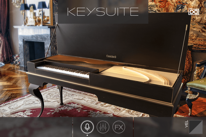 UVI Key Suite Acoustic Clavinet
